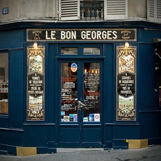 Le Bon Georges Rue Saint Georges Paris