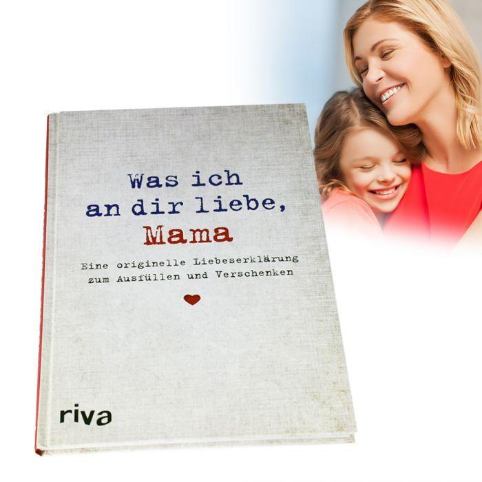 Liebevolles Buch Zum Ausf Llen Was Ich An Dir Liebe Mama Geschenke Fur Mama Geschenke Einpacken Geshenk Geburtstag G In 2020 Word Design Book Cover Label Design