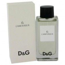 L'amoureux 6 by Dolce & Gabbana Eau De Toilette Spray (Tester) 3.3 oz