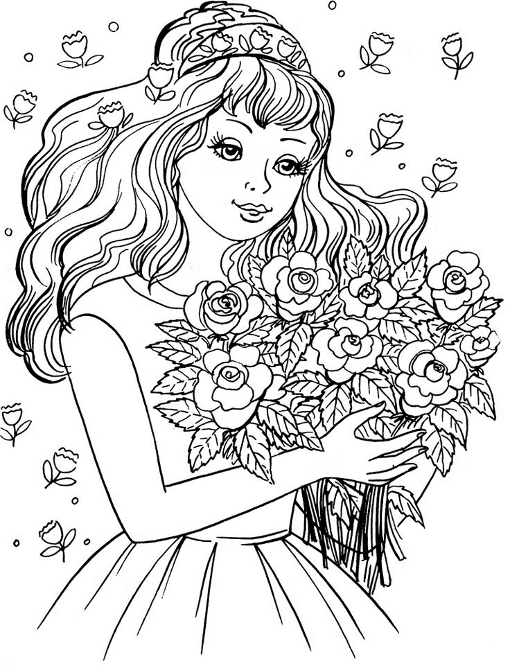 The 160 best Coloring pages images on Pinterest | Colouring pages ...