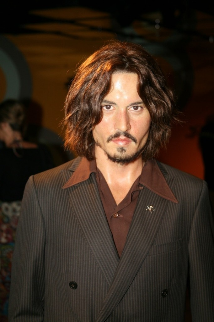 Johnny Depp, Now Book Publisher