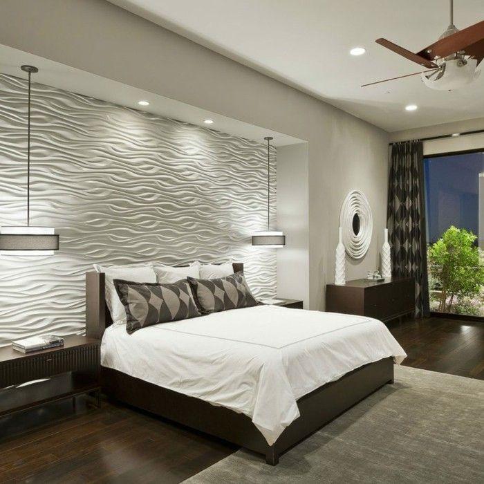 Die besten 25+ braun Schlafzimmermöbel Ideen auf Pinterest blaue - schlafzimmer komplett in weiss einrichten