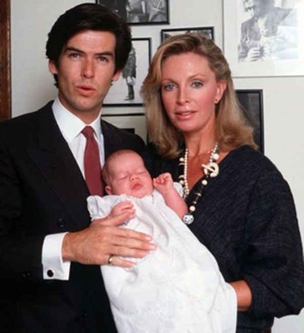 1983 - Pierce Brosnan,...