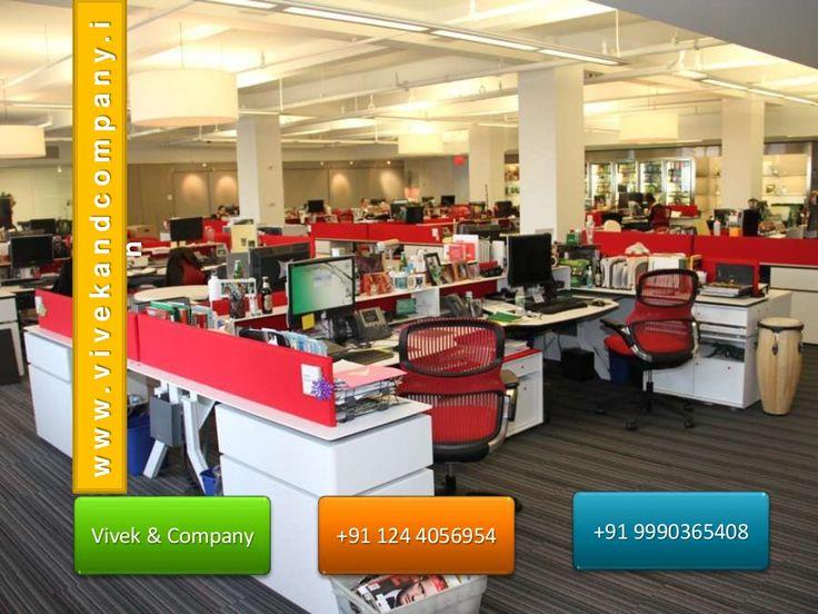 Office for rent Siri Fort Institutional area South Delhi by vivek bhaskar via slideshare