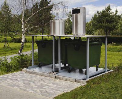 Система подземного сбора и хранения мусора - Объявления на 056.ua