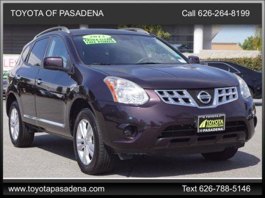 Sport Utility, 2013 Nissan Rogue SV with 4 Door in Pasadena, CA (91107)