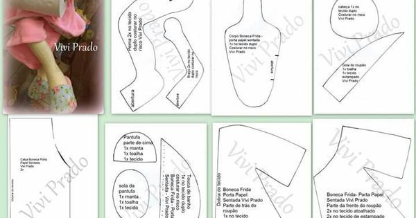 Porta papel | decoración | Pinterest