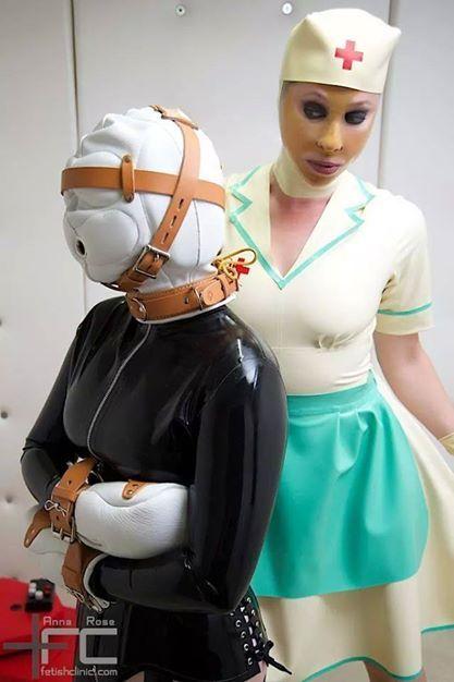 284 Best Fetish Images On Pinterest  Face Masks, Masks And Latex-5672