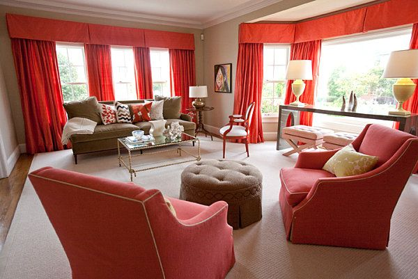 Best 25 Coral Living Rooms Ideas On Pinterest Coral