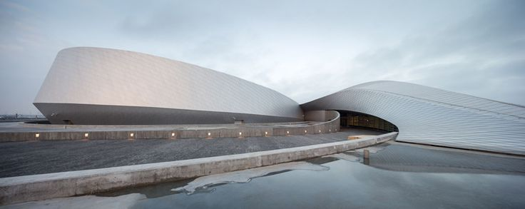 3XN: blue planet aquarium open to the public