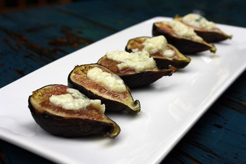 roasted figs with roquefort roquefort healthy roquefort figs roasted ...