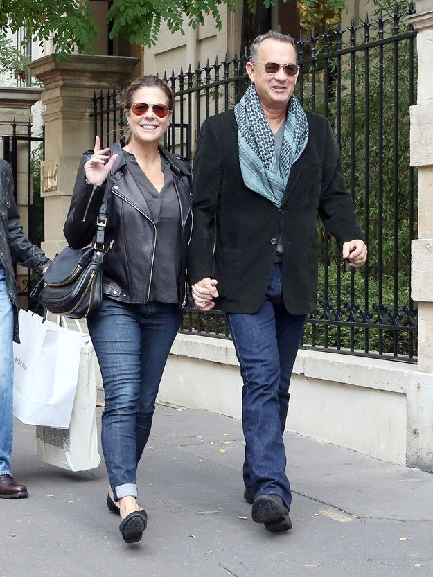 Rita Wilson & Tom Hanks | 18 Of Hollywood's Most Adorable Couples