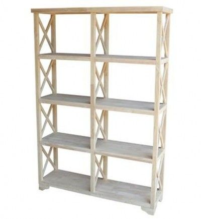 Parawood SH 7247X Bookcase Room Divider UNFINISHED FURNITURE   Real Solid  Wood Furniture. Best 25  Unfinished furniture ideas on Pinterest   Unfinished