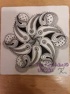 Tina Creates Art - Tangles and More