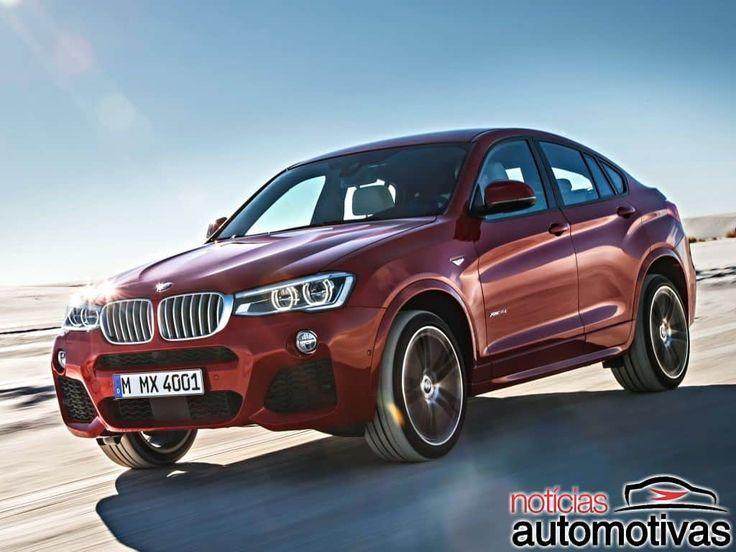 BMW X3 e X4 têm 5159 unidades envolvidas em recall por defeito no isofix