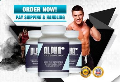 Alpha Plus Male Enhancement - No.1 Testosterone Booster! #MensHealthOnline #TestosteroneBooster #ImproveErectionStrenght #Review2016 http://testosteronemuscleboost.org