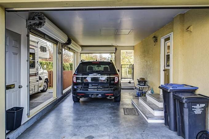 Roll Up Doors For The Patio And Garage