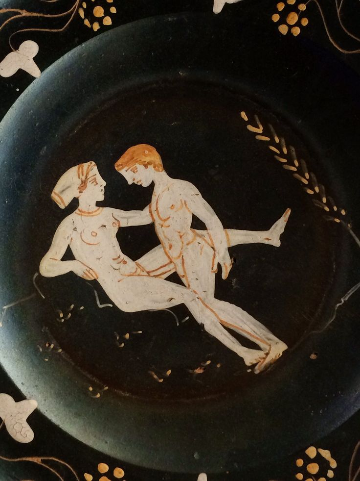 erotic greek paintings