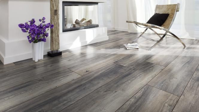 Laminat Kronotex Exquisit Harbour Oak grey XL Landhausdiele