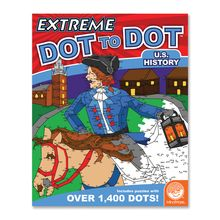 Get a free sample page from Extreme Dot to Dot: U.S. History here.