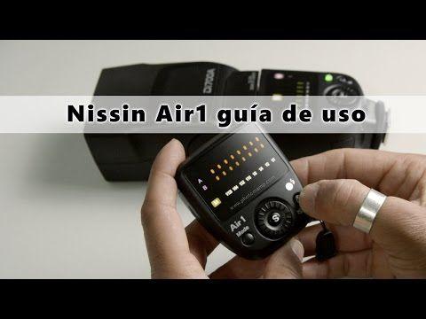 Manual de instrucciones en vídeo: #transmisor #Nissin #Air1  #emisor #NissinAirSystem #TTL #strobist #Radiofrecuencia #flash_por_radio #guía #vídeo #vídeotutorial #tutorial #photomamp #youtube
