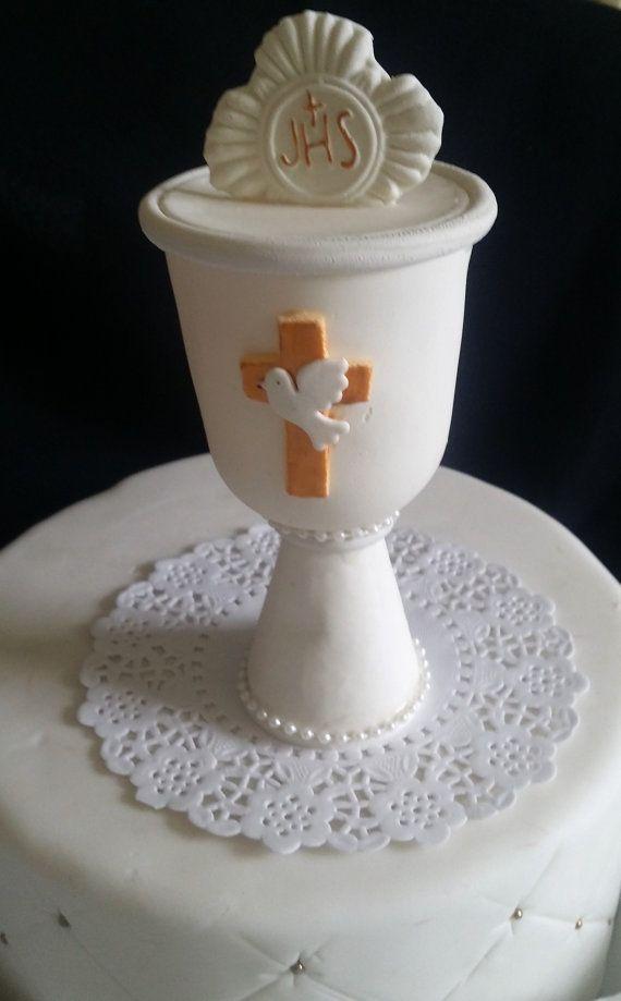 Communie kelk communie taart Topper doopsel taart Topper
