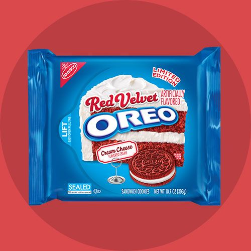 Win your own pack of Red Velvet flavored Oreo Cookies!