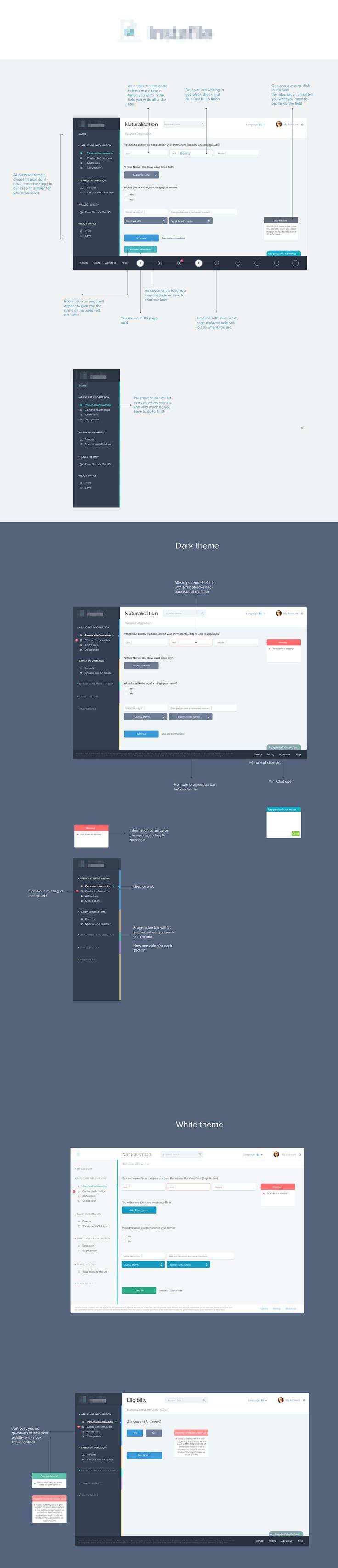 Dribbble social app ui design jpg by ramotion - Allscreens Dashboard Designweb Dashboardui