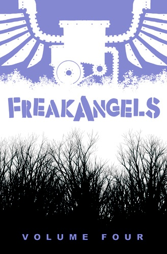 Freak Angels - A free weekly web-comic, and a good one, even though it uses the A-word. Check it out.