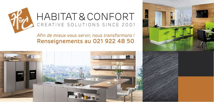 Habitat \ Confort SA transforme son exposition afin de mieux vous - ikea k chenplaner online