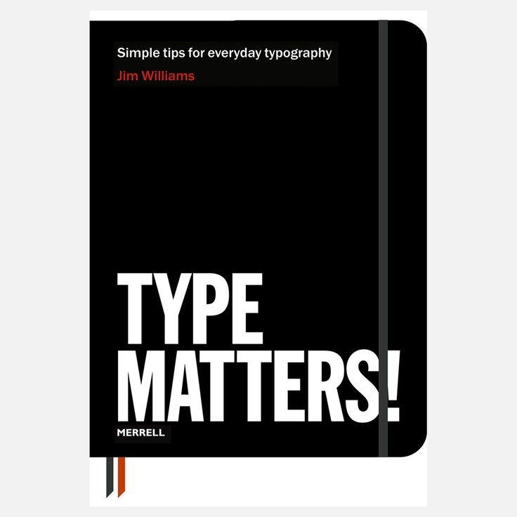 """03.07.15 + """" Type Matters! """" by Jim Williams."""