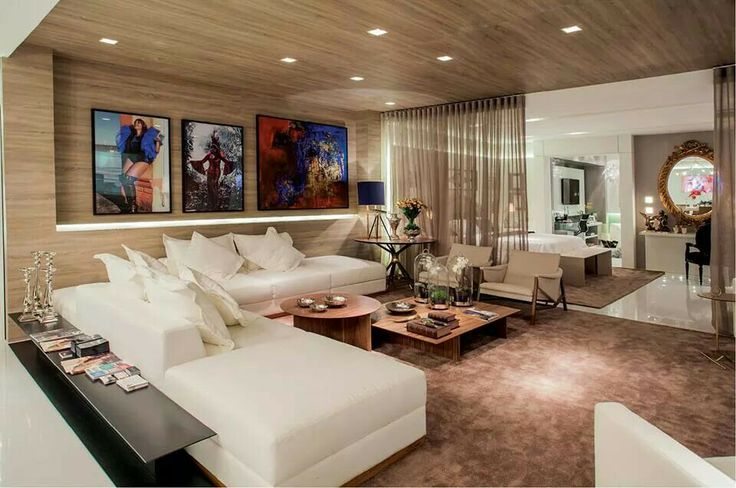1000 imagens sobre Salas de estar e salas de tv no Pinterest