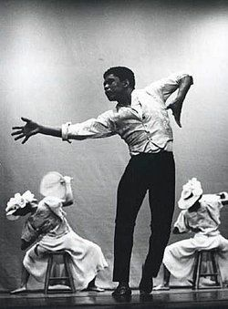 Alvin Ailey (January 5, 1931 - December 1, 1989). One of the greats.