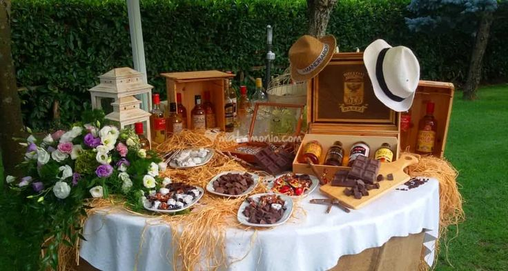 Angolo Rum e Sigari di Primizie e Delizie Catering   Foto 42
