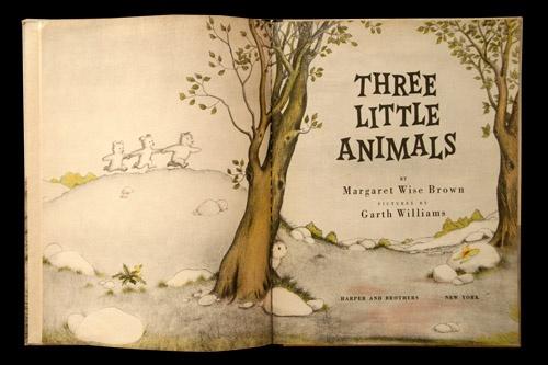 Garth Williams-Three Little Animals