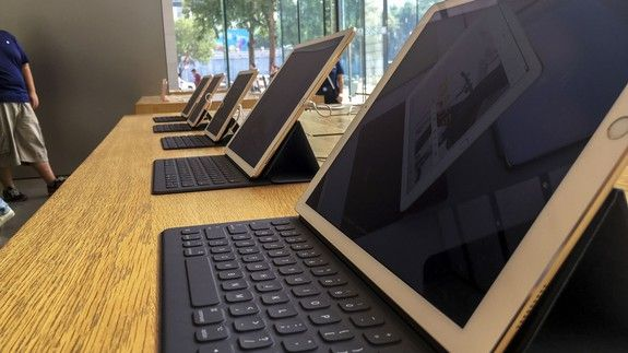Ohio State will give every freshman an iPad which theyll uh totally use for schoolwork