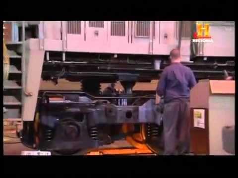 Maravillas Modernas Los trenes de mercancías (Documentales XXI) - YouTube