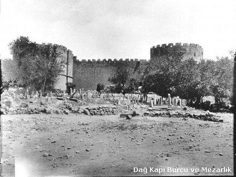 The ancient Kurdish Amida - Diyarbekra kevin (Eski Diyarbekir)