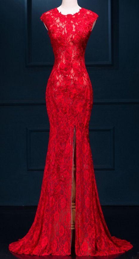 25 best red lace dresses ideas on pinterest lace dress