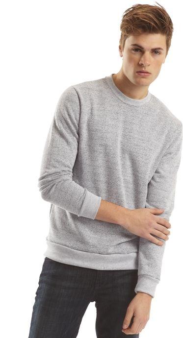 Artisan Melange Crewneck Sweatshirt