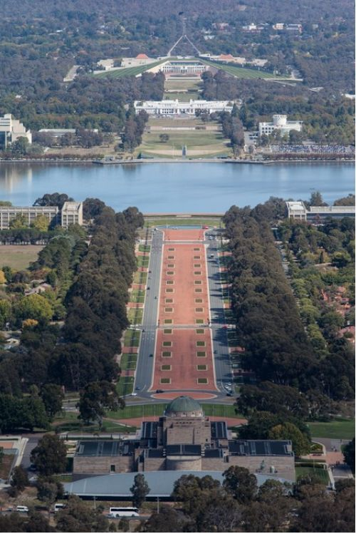 Nice Canberra from $34.99 | www.wallartprints.com.au #CanberraPhotos #AustralianLandscapePhotography