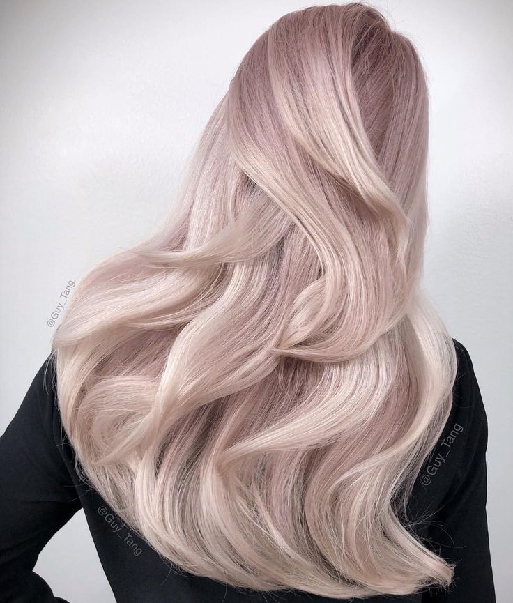 Naked Glow Hair Color Transformation - YouTube