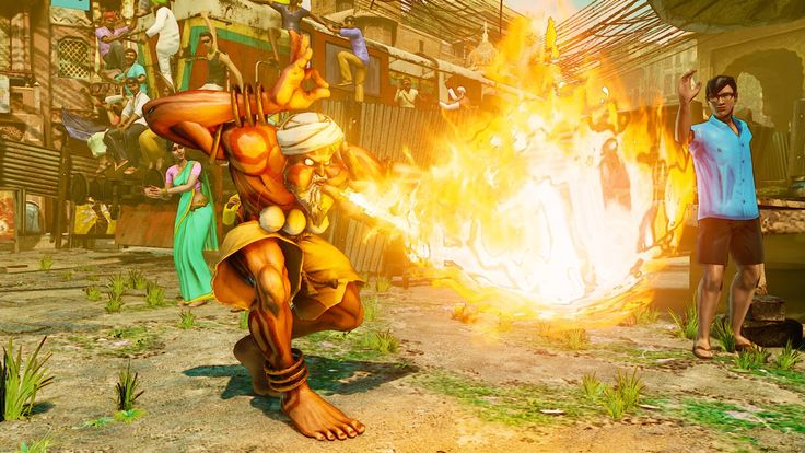 "Street Fighter 5 servers back online following ""indefinite"" maintenance: Street Fighter V servers are now back online after being taken…"
