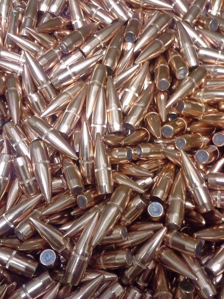 300 BLACKOUT Brass & HORNADY 150g .308 Reloaders 100 piece Combo