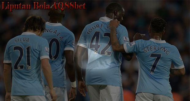 Liputan Bola - Highlights Pertandingan West Brom 0-3 Manchester City (11/08/2015)