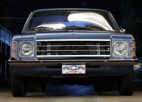 Vai um muscle car brasileiro aí? Este Chevrolet Opala V8 350 com preparação de…                                                                                                                                                     Mais