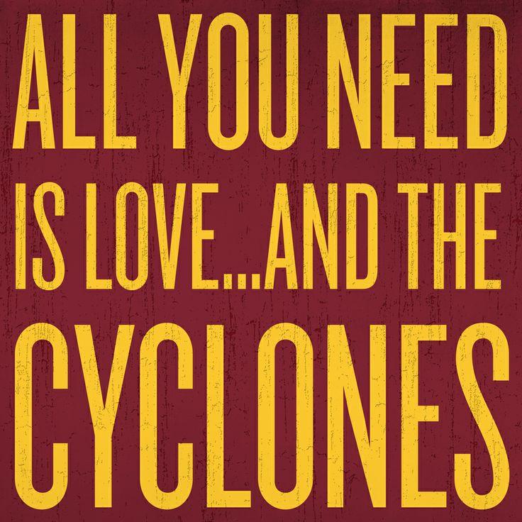 So true! #cyclONEnation