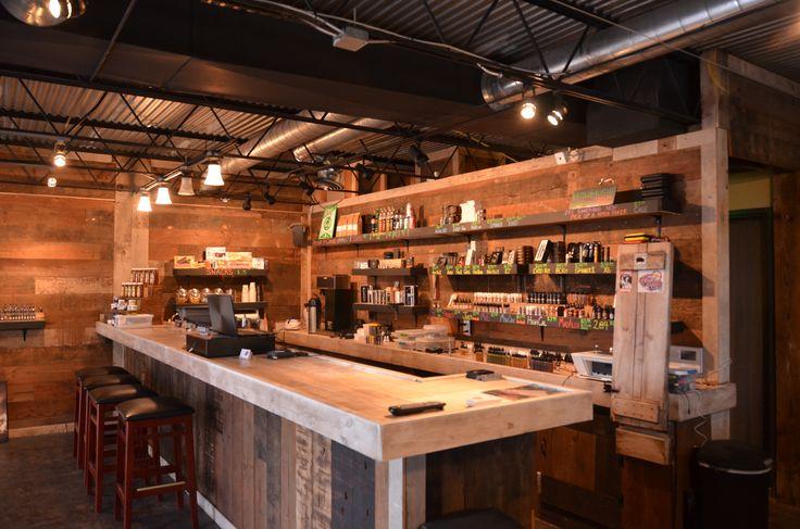 Vape Store Interior Design Google ସନ୍ଧାନ Design
