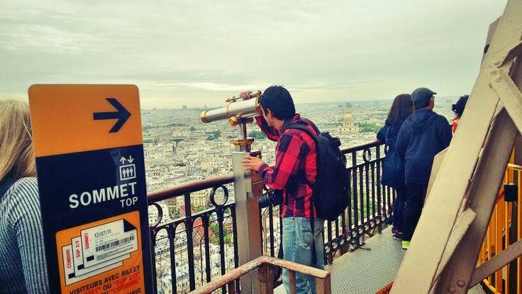 2do Nivel, Torre Eiffel
