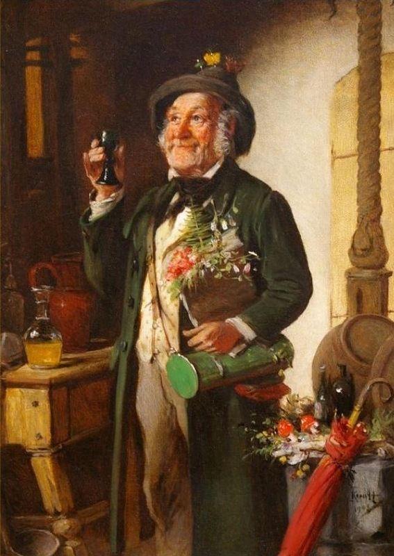ЗрелоМужское // Hermann Kern (1838–1912)